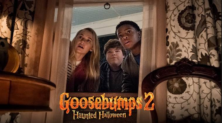 goosebump 2 haunted halloween released in the USA