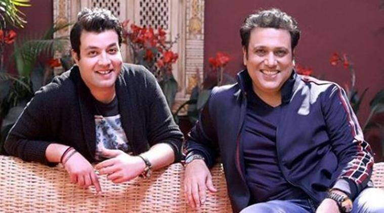 varun sharma on govinda