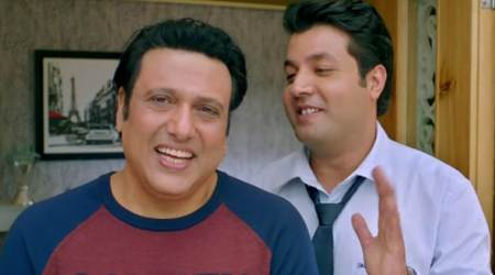 govinda film fryday box office