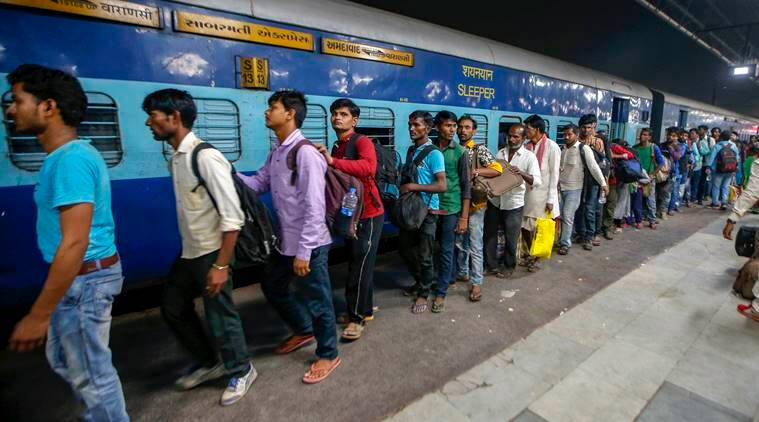 Odisha migrant workers, migrant labourers, Indian Express