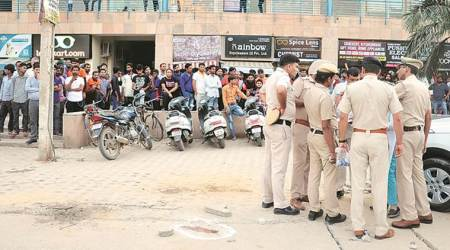 Gurgaon shooting: Judge's son declared 'brain dead'