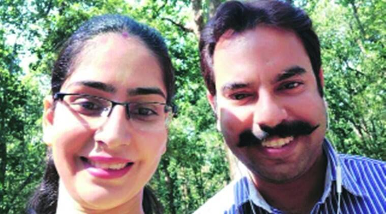 Gurgaon: Husband of woman who fell to death from eighth floor flat held