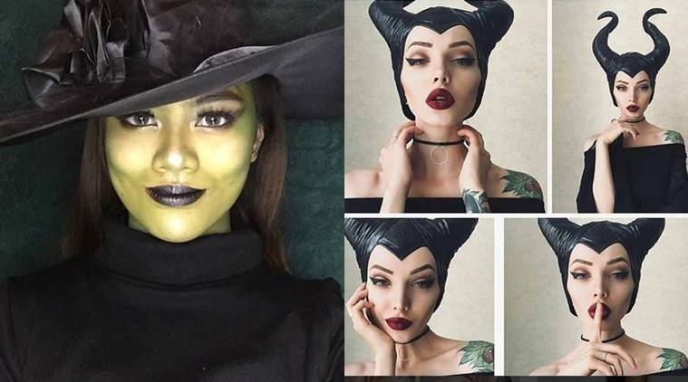 Try Out These Trendy Halloween Costume Ideas To Make The Night Spookier |  Lifestyle News, The Indian Express