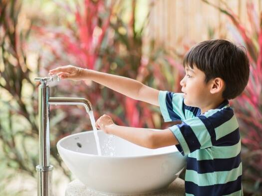 Global Handwashing Day: The first hygiene lesson forkids