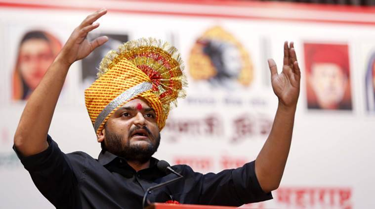 Hardik Patel to join Congress today: People will give him befitting reply for misleading them, says BJP