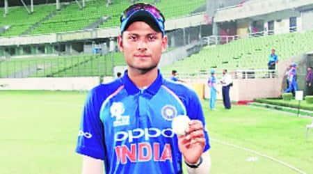 U-19 Asia Cup: Academy award winner Harsh Tyagi learnt lessons at Phoolchand Sharma's stable