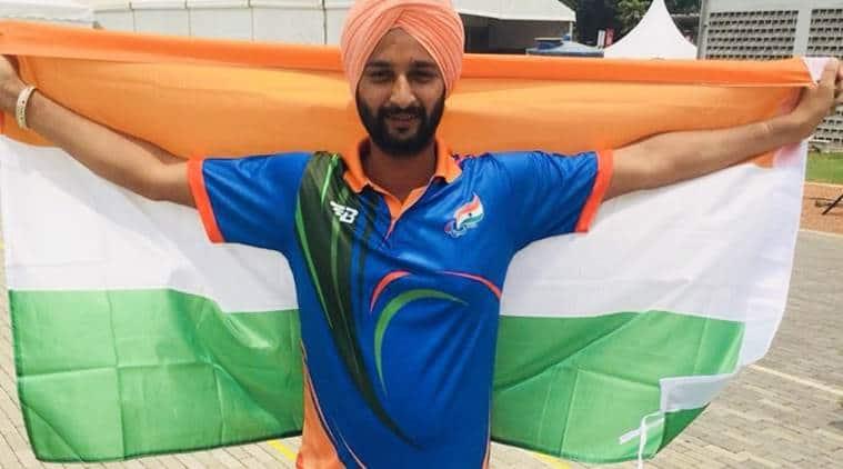 Harvinder Singh took India's gold tally at the Asian Para Games to 7