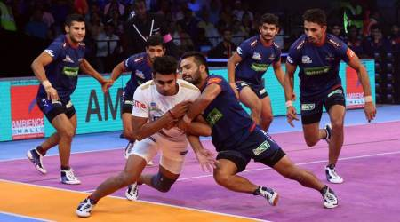 Pro Kabaddi 2018, Haryana Steelers vs Bengal Warriors Live Score