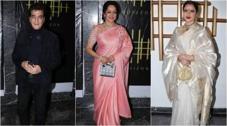 hema malini 70th birthday celebrations