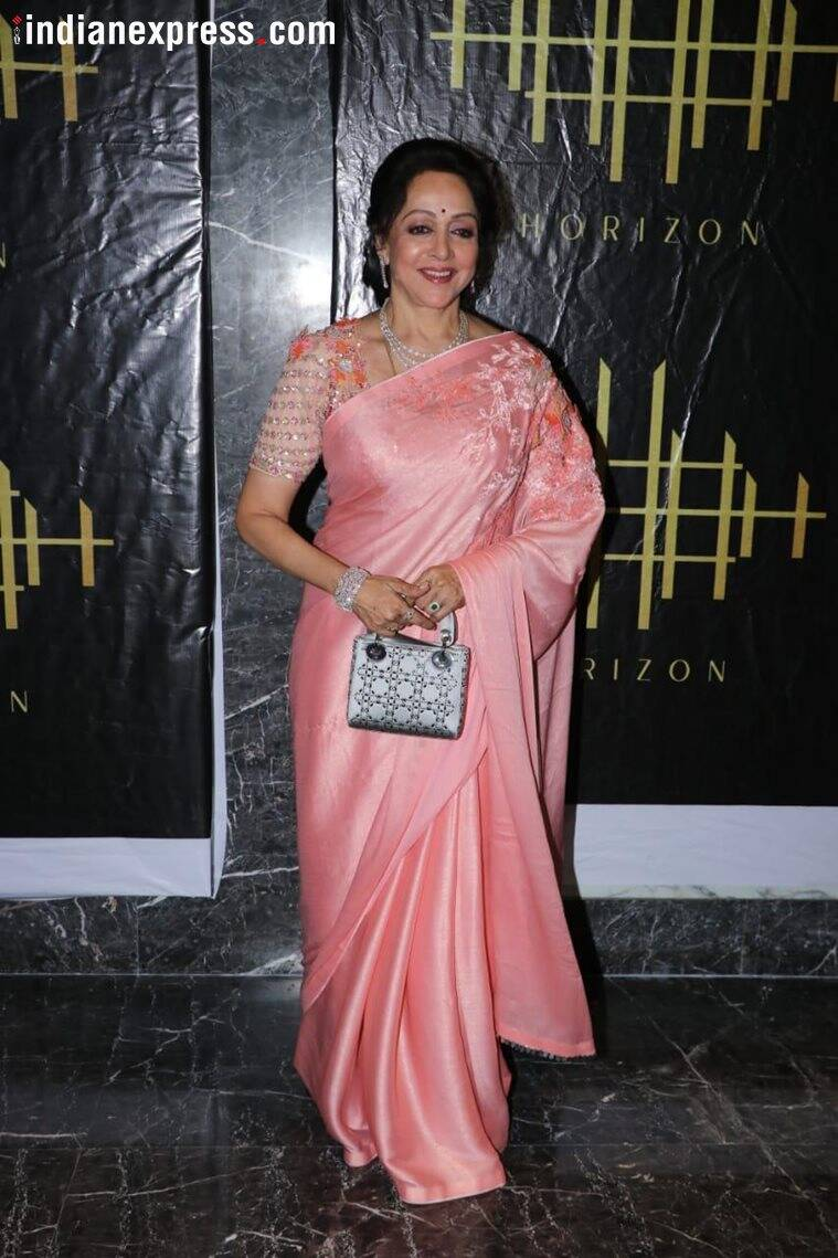 hema malini birthday photos