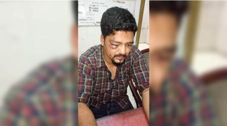 Four held for assaulting Mumbai journalist