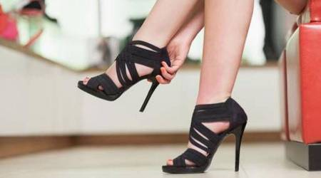 high heels, arthritis, arthritis causes, high heels causes arthritis, high heels side effects, arthritis high heels, indian express, indian express news