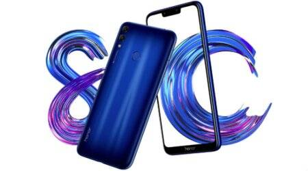 Honor 8C with Snapdragon 632 processor, 4000mAh battery launched: Price,specifications