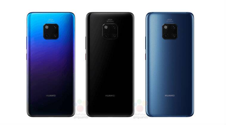 Is there a Huawei Mate 20 with a stylus coming?