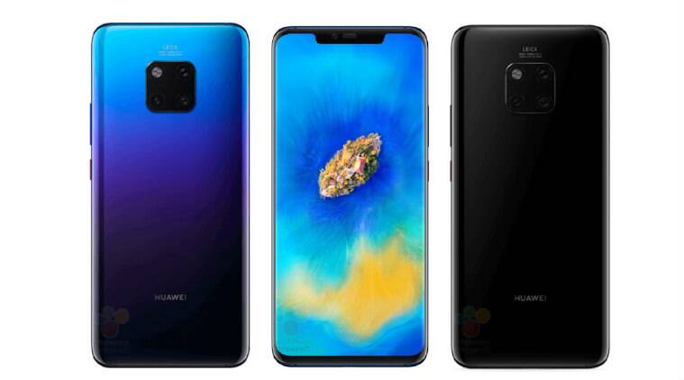 Huawei Mate 20 Pro, Huawei Mate 20 launch, Huawei Mate 20 Pro India price, Huawei Mate 20 features, Huawei Mate 20 Pro specifications, Huawei Mate 20 availability, Huawei Mate 20 Pro top specs, Huawei flagship phones, Huawei