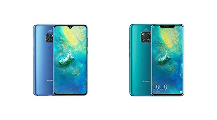 Huawei Mate 20 Pro Mate 20 China Prices Leaked Before October 26
