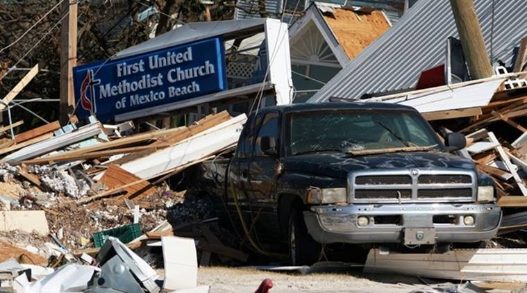 Hurricane Michael: Rescuers find first body in worst hit town, death toll at 17