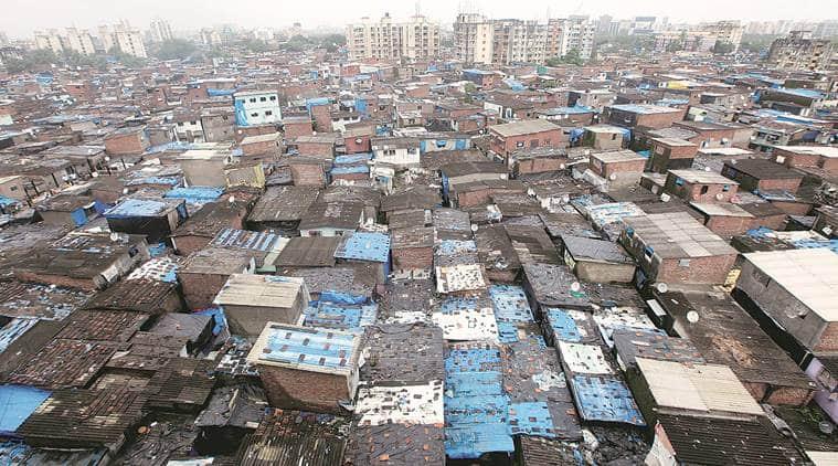 mumbai slum, dharavi slum, asia largest slum, maharashtra housing, indian express, mumbai news