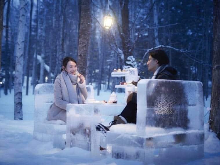 ice hotel japan, ice resort japan, Hoshino Resorts japan, Hoshino Resorts booking, Hoshino Resorts ice hotel, Hoshino Resorts japan booking, inidan express, indian express news