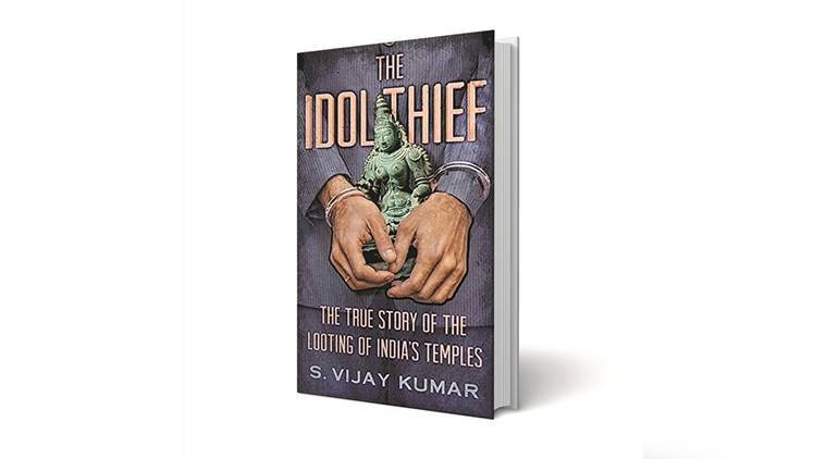 Book review of The Idol Thief: Spirited Away