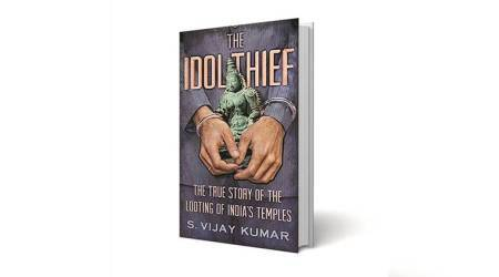 Book review of The Idol Thief: SpiritedAway