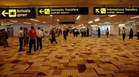 Indira Gandhi International Airport, Delhi airport, security heightened