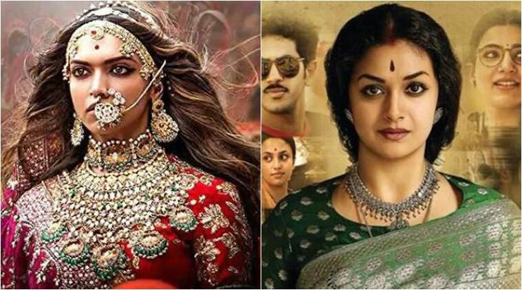 Padmaavat, Mahanati and Nagarkirtan among others in Indian Panorama section of IFFI 2018