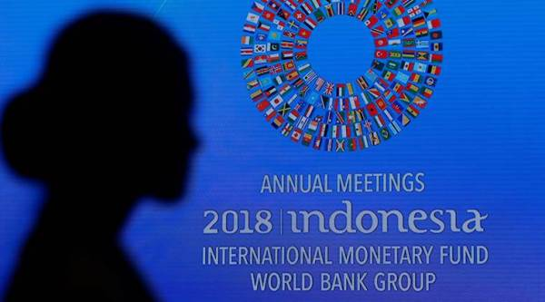 IMF-World Bank ends meetings with call to brace for risks
