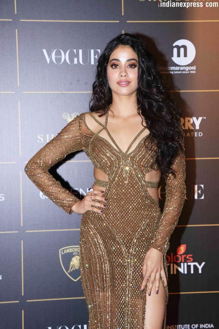 Janhvi Kapoor Vogue Women of the Year