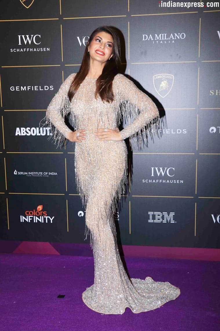 jacqueline fernandez Vogue Women of the Year