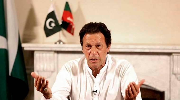"""It is time India realised it must move to resolve the Kashmir dispute through dialogue in accordance with the UN SC resolutions & the wishes of the Kashmiri people,"" Pakistan PM Imran Khan said. (File)"