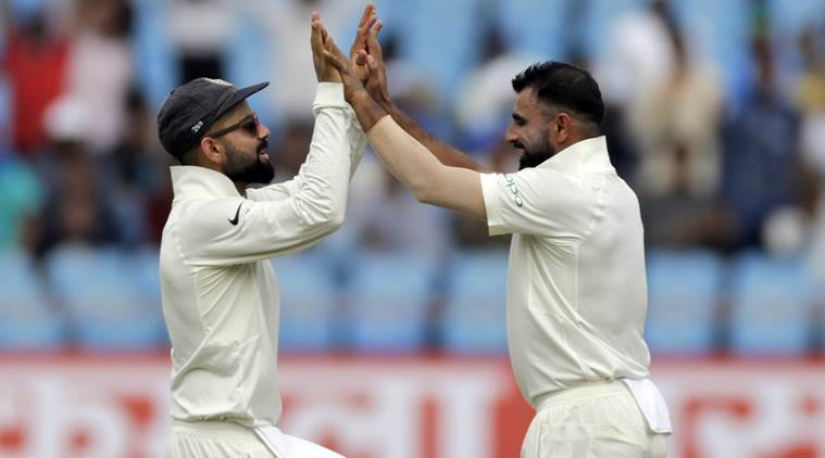 India vs West Indies 1st Test Day 2 Highlights: West Indies 94/6 at