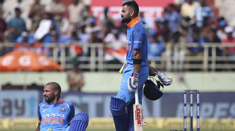 India vs West Indies 2nd ODI Live Cricket Streaming: India take on West Indies. (Source: PTI)