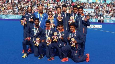 Youth Olympics: India hockey teams win silver medals