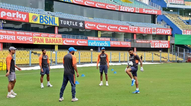 Rishabh Pant set for ODI debut in Guwahati