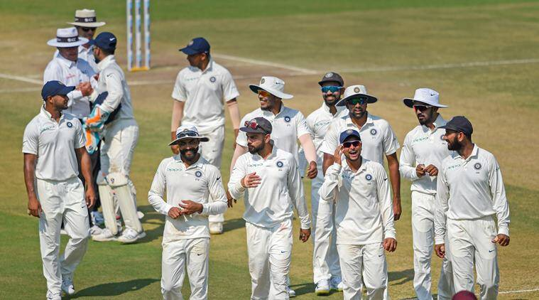 Image result for india vs west indies 2nd test
