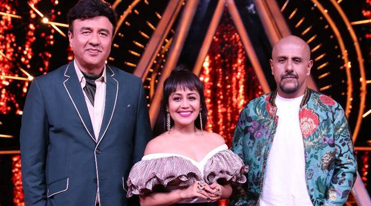 Anu Malik Indian Idol 10 me too