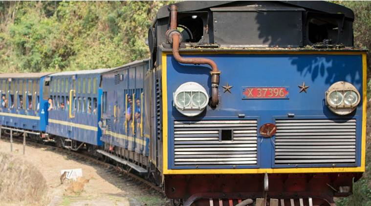 Such A Long Journey: An online exhibition celebrates the Indian Railways