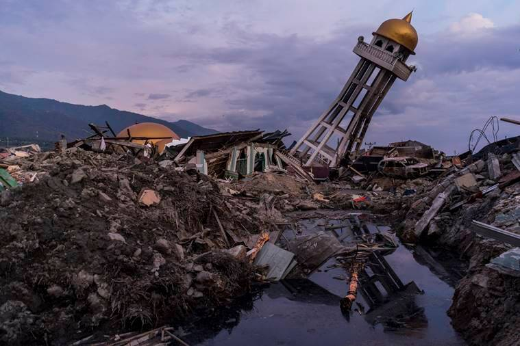 Indonesia's Sulawesi island: In disaster's grip, again and again