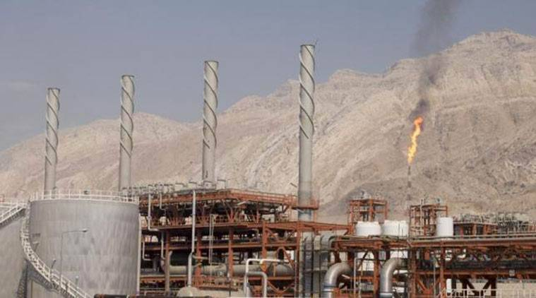 India buys 75% less USA  oil, loads up on Iran crude