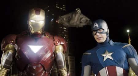 tony stark and captain america reunion in avengers 4