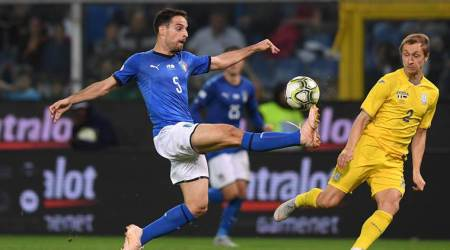 Italy held by Ukraine despite promising firsthalf