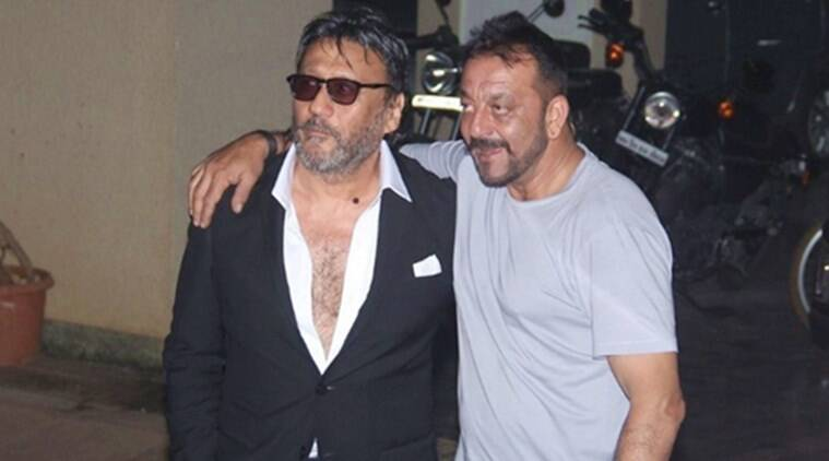jackie shroff and sanjay dutt photos
