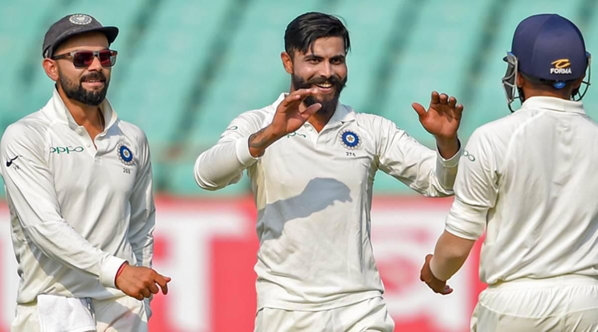 Concussion and dodgy hamstring may keep Ravindra Jadeja out of 1st Test vs Australia