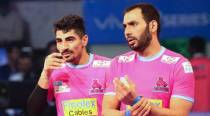 PKL Live: Jaipur Pink Panthers vs UP Yoddha