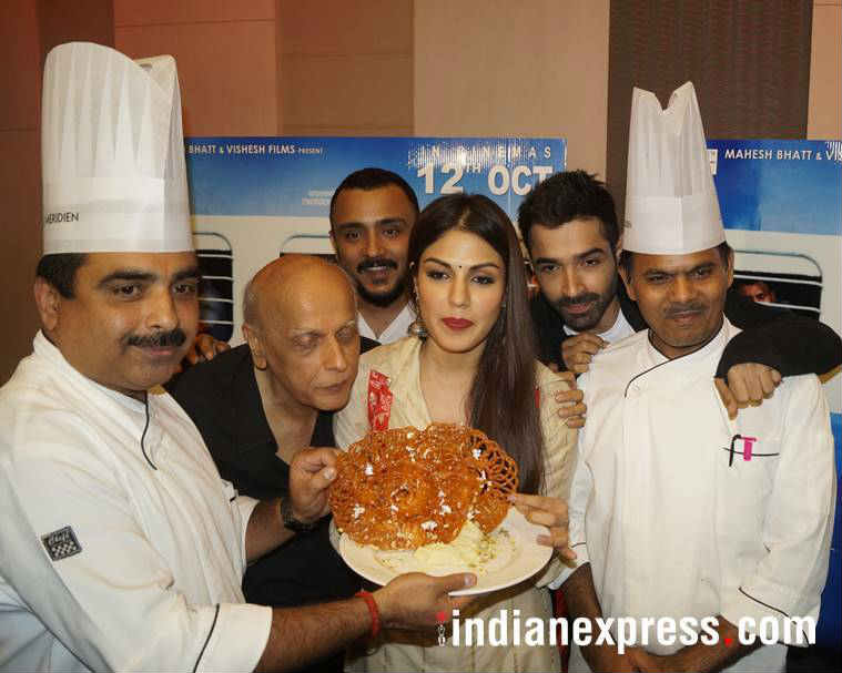 jalebi promotion in delhi