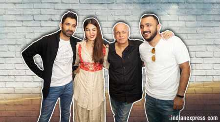 Jalebi actors Rhea and Varun reveal how the film brought out their realemotions