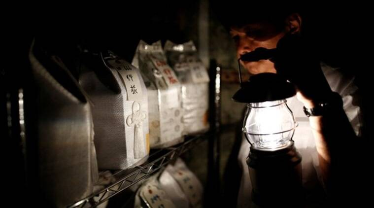 Ageing Japan: Unclaimed burial urns pile up in Japan amid fraying social ties