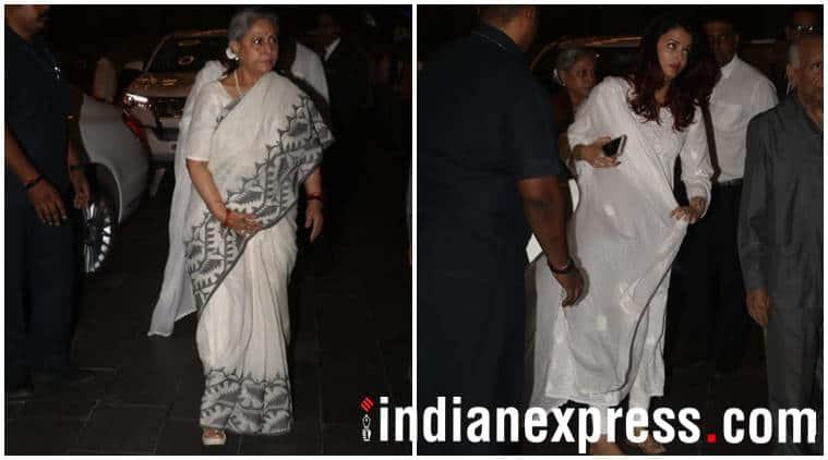 Jaya Bachchan, Aishwarya Rai Bachchan