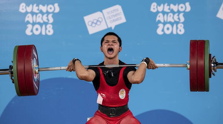 Weightlifter Jeremy Lalrinnunga bags India's first gold medal in Youth Olympics history